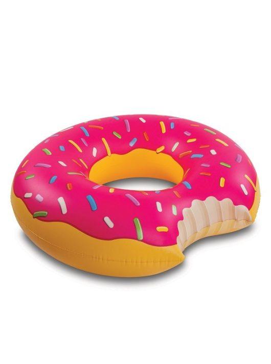 Felfújható fánk úszógumi rózsaszín Giant Pink Donut