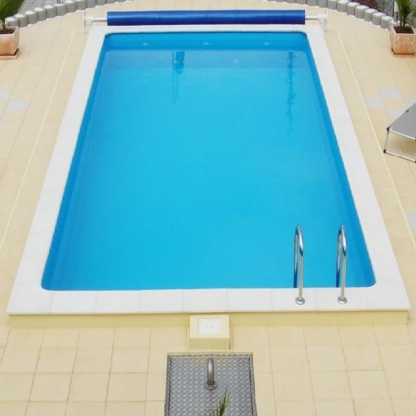 kopool eco pool set 6 x 3 x 1 5 m liner 0 8 mm 016110. Black Bedroom Furniture Sets. Home Design Ideas