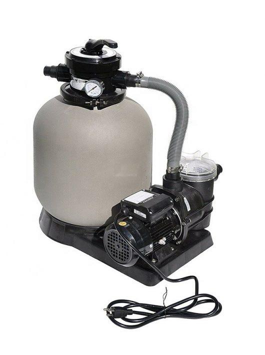 Neo 350 homokszűrős vízforgató 5m3/h Basic szivattyú 400W