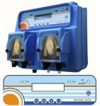 Microdos MP Dual kit automata vegyszer adagoló Redox 3,0l/h és ph 1,5l/h