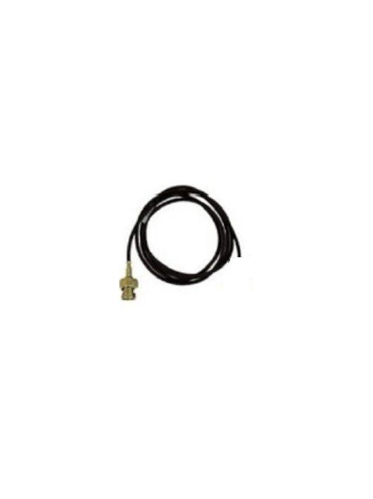Microdos PRO-G szonda vezeték menetes és BNC 15 m