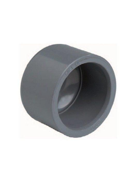 PVC Zárókupak D40mm