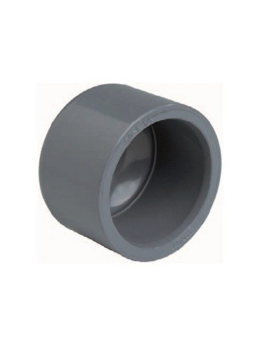 PVC Zárókupak D63mm