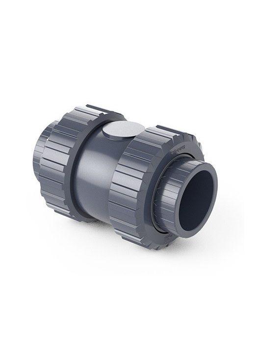 PVC visszacsapó szelep  D63mm