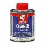 Griffon PVC tisztító lemosó 125ml