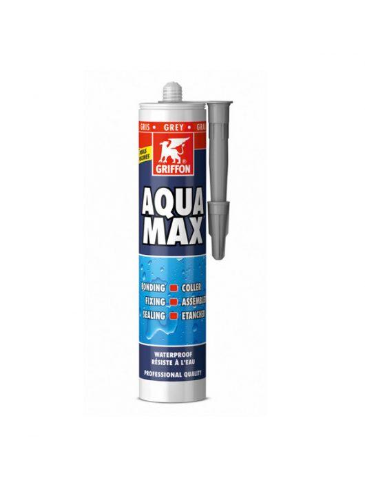 Griffon AQUA MAX PVC ragasztó víz alatti tömítő, javító 425gr #9162