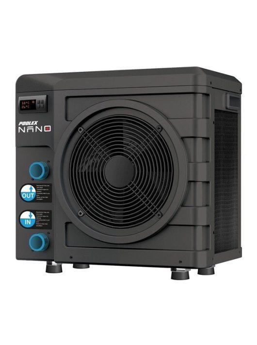 Poolex Nano Turbo hőszivattyú 3 kW 25m3-ig