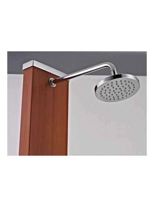 Szolárzuhany hosszított cső zuhanyfejhez 30cm