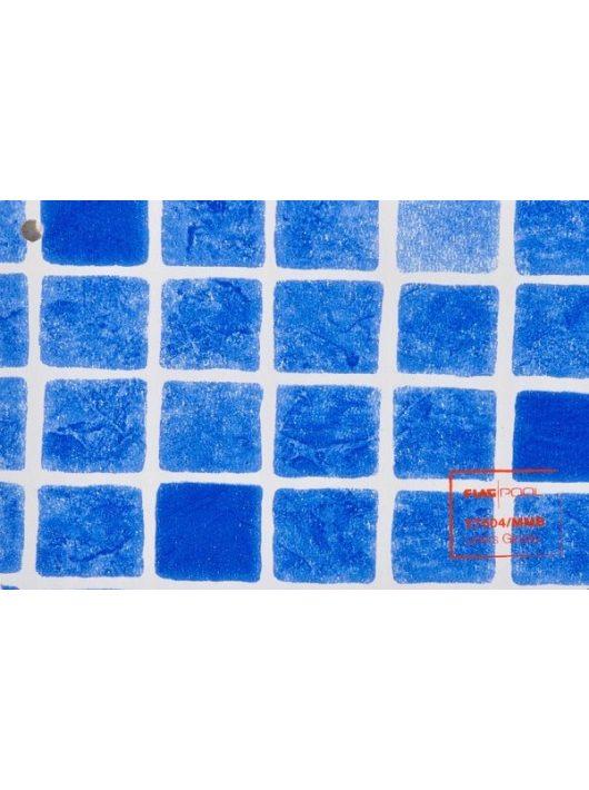 FLAGPOOL Akril szöveterősített fólia 1,5mm kék márvány mozaik 1,65m 57504/MMB .-/m2