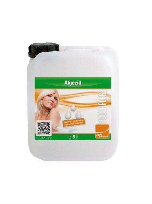 Aquacorrect Algecid habzásmentes Algaölő 5L