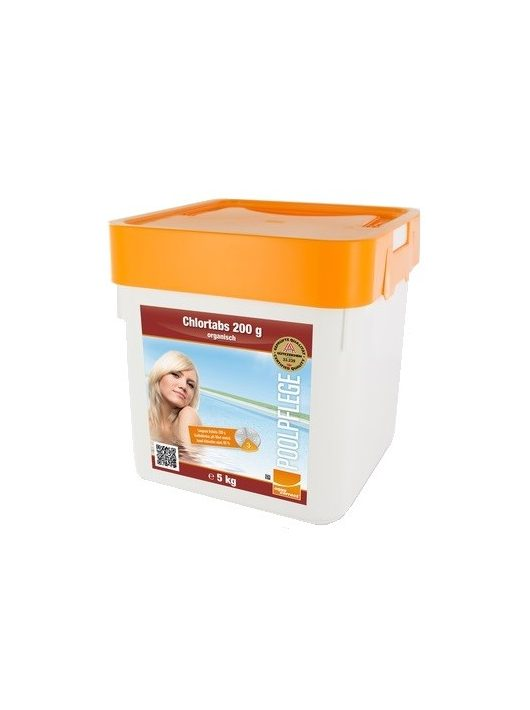 Aquacorrect Klórtabletta 200gr 80% 5kg