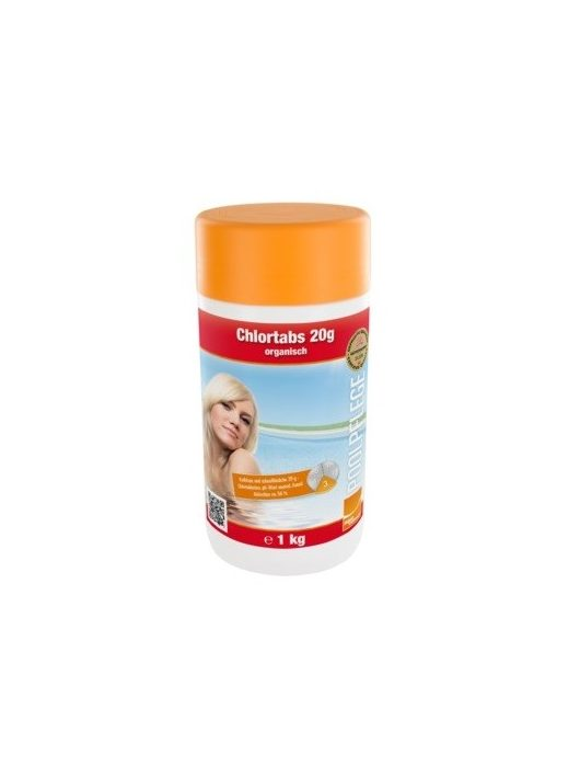 Aquacorrect Klórtabletta 20gr 56% 1kg