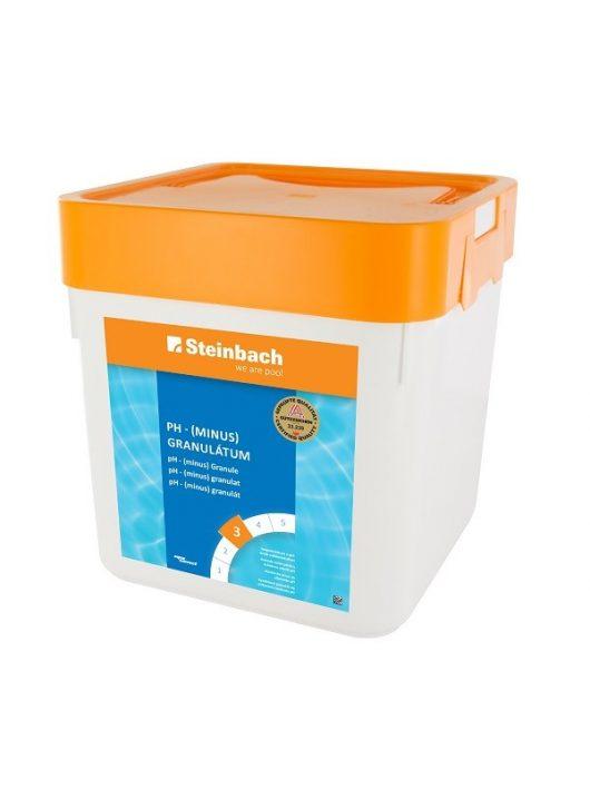 Aquacorrect pH Mínusz granulátum 7,5kg