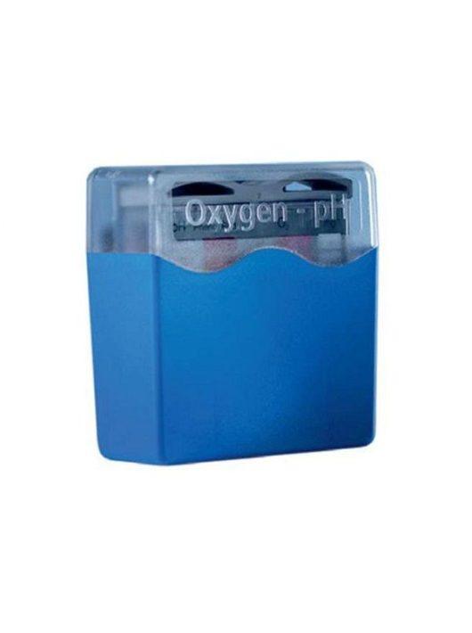 Pooltester pH+Oxigénes vízelemző készlet 20-20db tablettával Lovibond 151605
