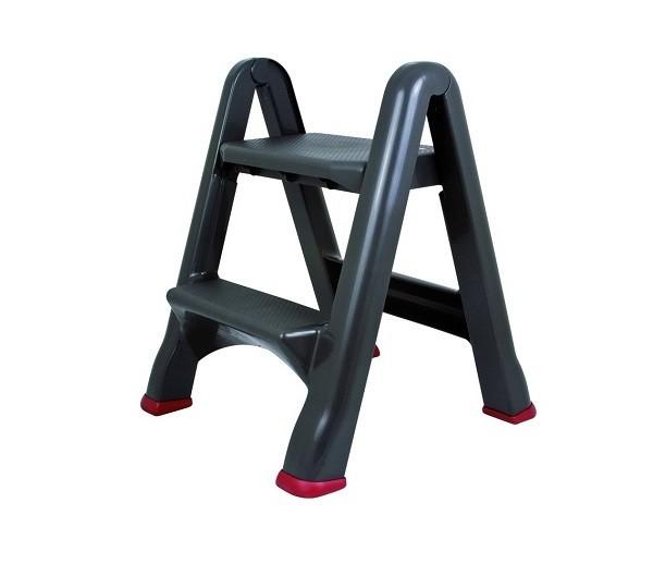 Curver Foldable Stool 2 Step 155160 Wetro Medence Shop