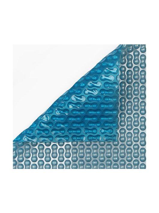 Szolártakaró kék-ezüst 600 mikron