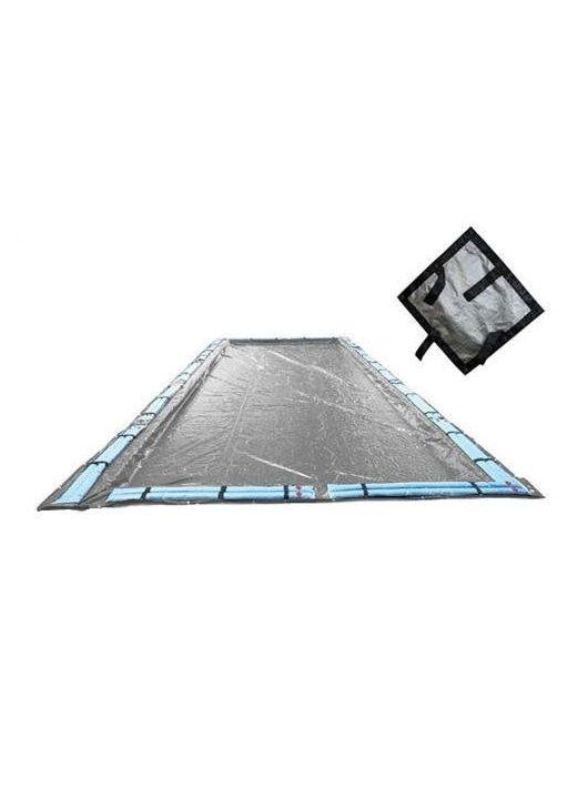 Silverado szögletes téli medencetakaró 8,8 x 5,3 m (medence mérete 7 x 3,5 m)