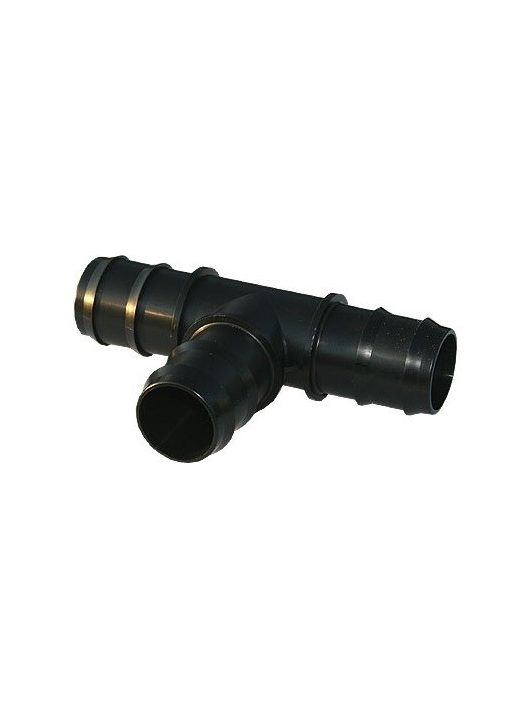 T-elágazás kerülőág gégecsőtoldó 32/38mm #060036