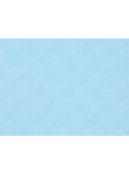 ALKORPLAN 2000 Akril szöveterősített fólia 1,5mm 1,65m világoskék .-/m2 35216205