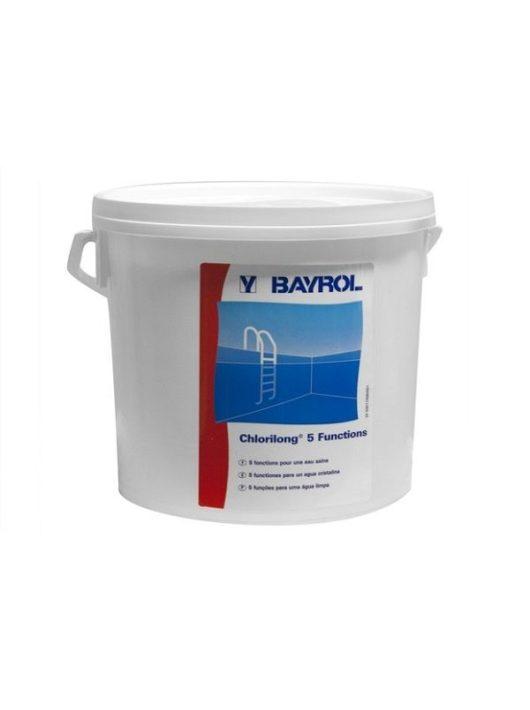 Bayrol Chlorilong 5 funkciós klórtabletta 95% 250g 5kg