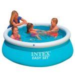 Intex medence kerek Easy Set Pool 183x51cm vízforgató nélkül #28101