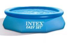 Intex medence kerek Easy Set 244x76cm vízforgató nélkül #28110