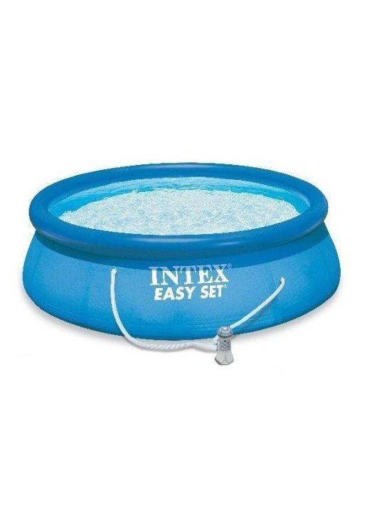 Intex medence kerek Easy Set 366x76cm 2m3/h papírszűrővel #28132