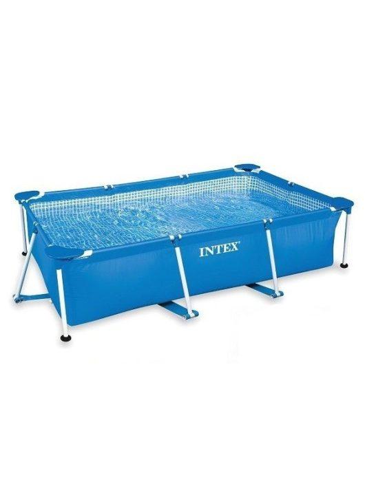 Intex medence Frame Pool Family 260x160x65cm vízforgató nélkül! #28271