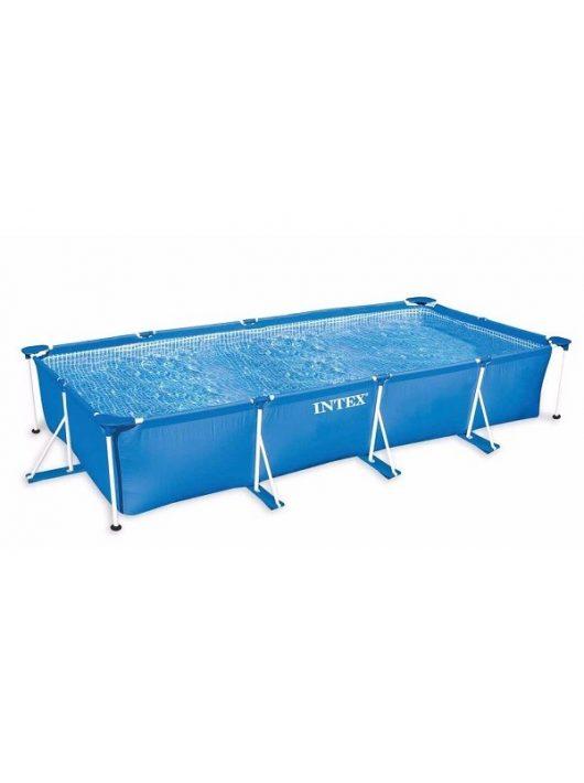 Intex medence Frame Pool Family 450x220x84cm vízforgató nélkül! #28273