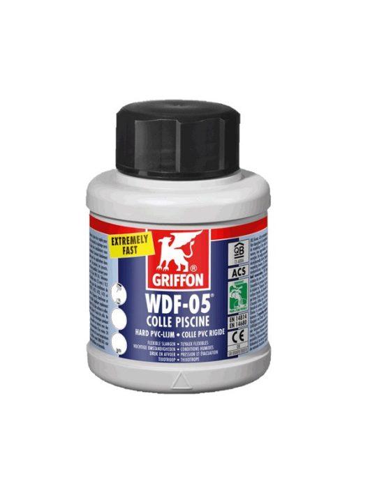 Griffon WDF-05 PVC ragasztó ecsettel 125ml