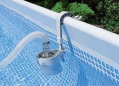 Intex frame pool 732x366x132cm