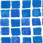 ALKORPLAN 0,75mm fólia kék mozaik .-/m2