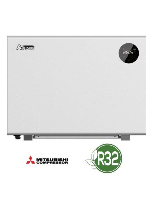 Aquark Mr. Silence Inverteres hőszivattyú 13 kW