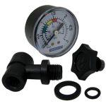 Astral nyomásmérő óra Cantabric oldalszerelt tartályhoz 4404080104