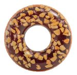Intex felfújható fánk úszógumi csoki Donut #56262NP
