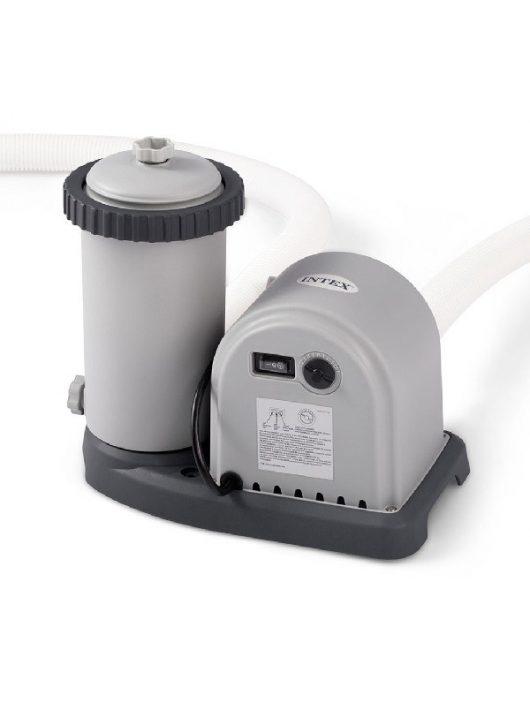 Intex papírszűrős vízforgató 5,678m3/h 165W #28636