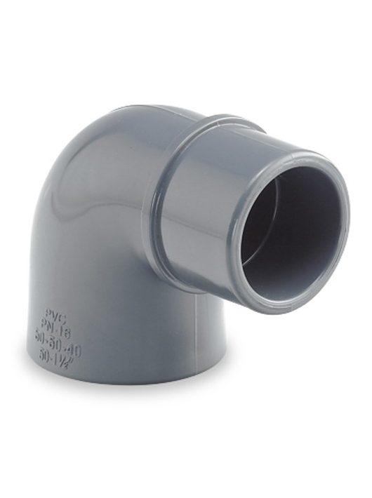PVC Könyök 90° KB D50mm