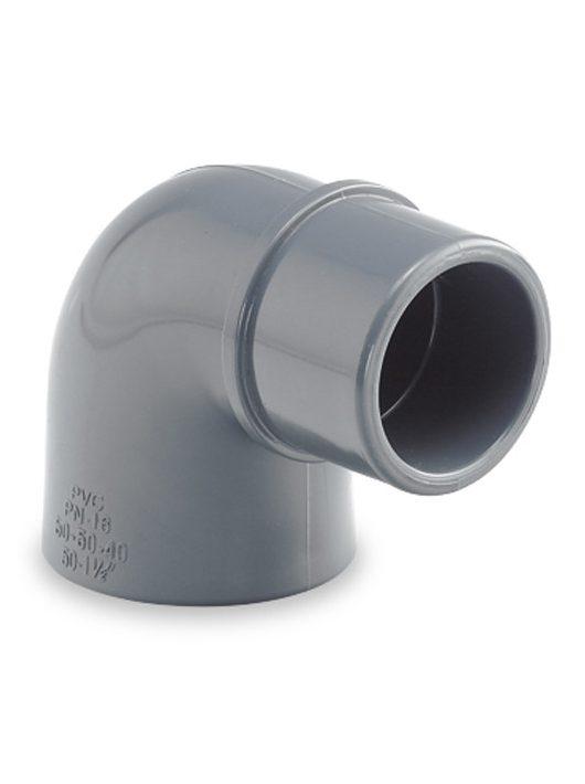 PVC Könyök 90° KB D63mm