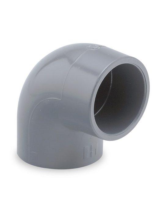 PVC Könyök 90° D63mm