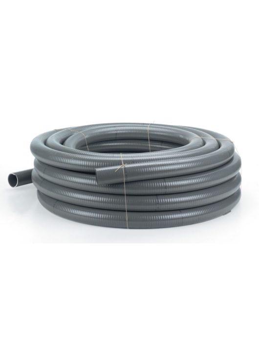 PVC Nyomócső flexi D50mm 25m/tekercs