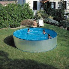 Adria kombi medence 3,5x0,9m létrával, vízforgatóval