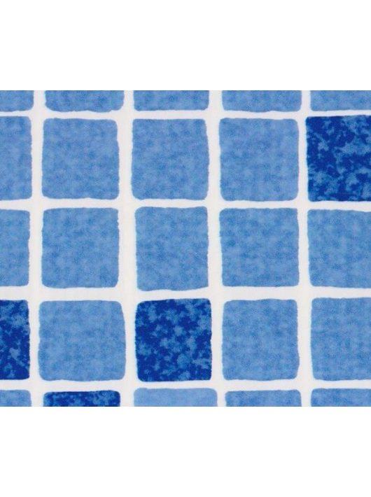 ELBTAL szöveterősített fólia 1,5mm 1,65m kék mozaik .-/m2