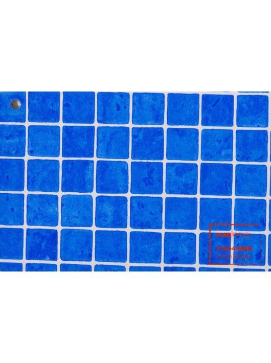 FLAGPOOL Akril szöveterősített fólia 1,5mm kék mozaik 1,65m 57504/MNB .-/m2