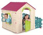 My Garden House gyerek játszóház beige-lila KETER