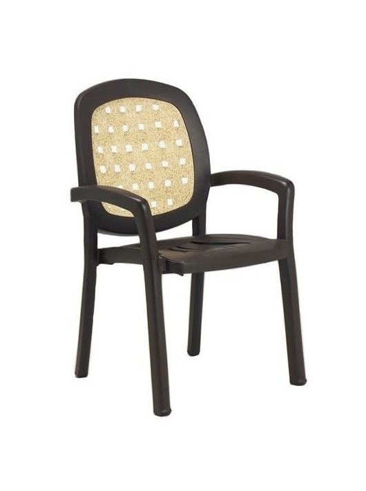 Sistina caffe karfás szék 40269 Nardi