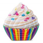 Intex felfújható muffin matrac Cupcake #58770EU