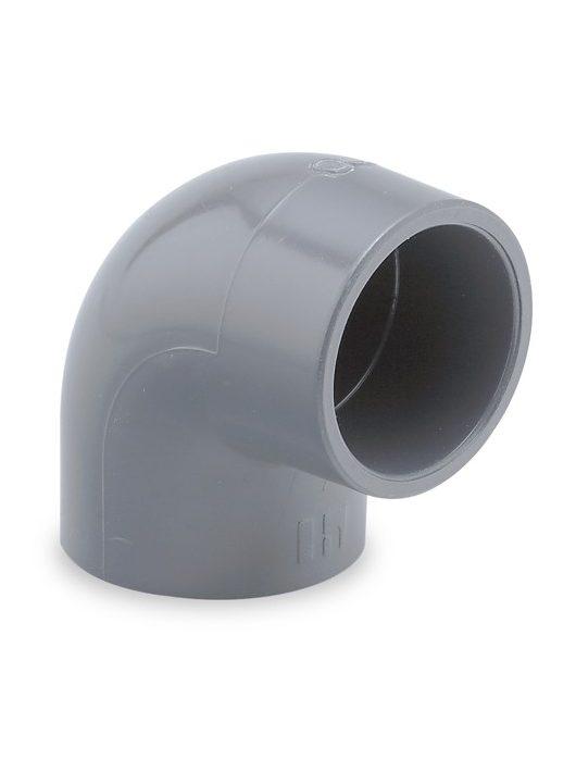 PVC Könyök 90° D20mm