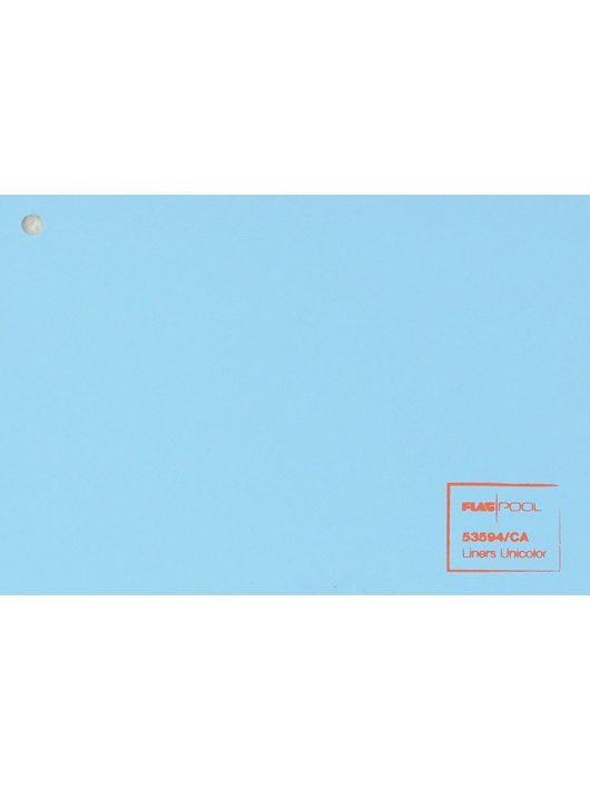 FLAGPOOL szöveterősített fólia 1,5mm világoskék 1,65m 104140/CA .-/m2