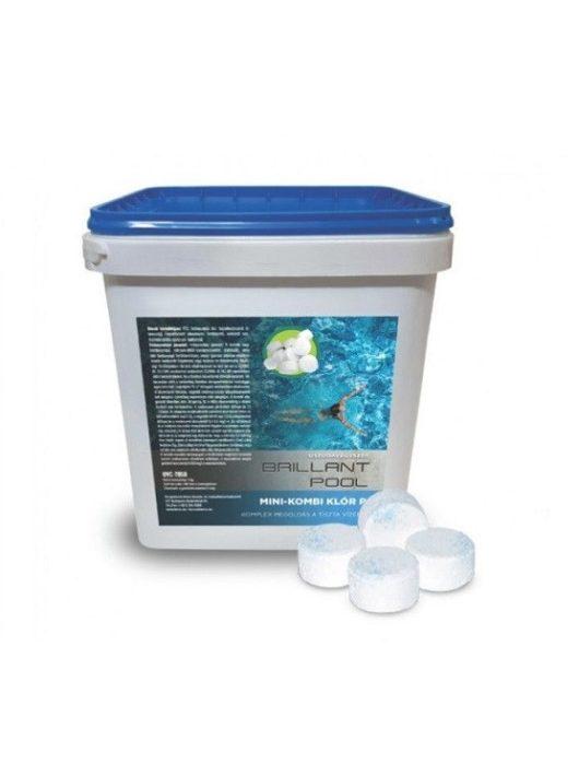 Brillant Pool Mini-Kombi klórtabletta 20gr 5kg