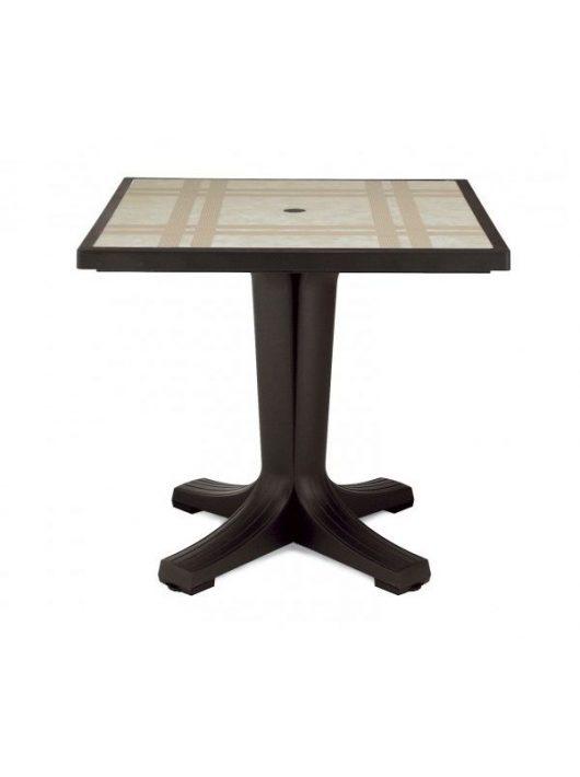 Giove 80 caffe-rattan asztal Nardi